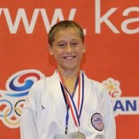 Уссурийские каратисты привезли из Кореи 15 медалей