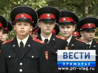 В Уссурийском Суворовском училище прошел День открытых дверей
