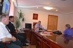 Главный полицейский Уссурийска провел прием граждан вместе с членами Общественного совета
