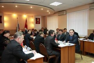 Депутаты внесли изменения в программу
