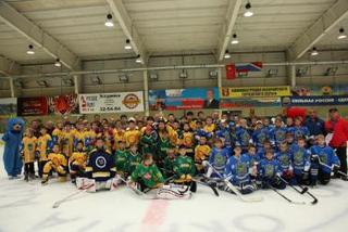 Международный турнир по хоккею среди детей памяти Игоря Королева состоялся на «Ледовой арене»