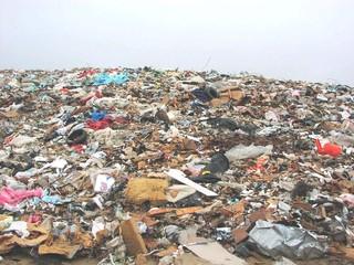На территории УГО организовано большое количество несанкционированных свалок